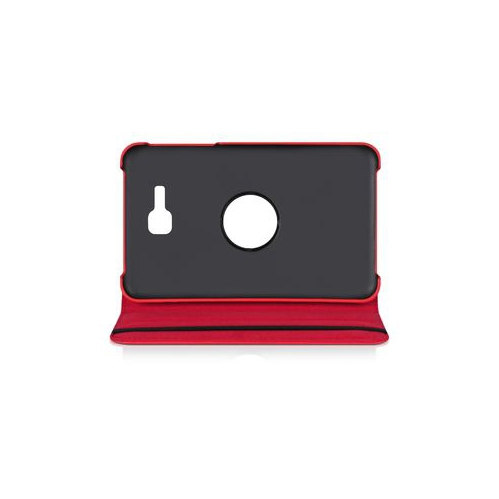 Samsung Galaxy Tab 3 Lite T110 T111 Rotating Case - Red