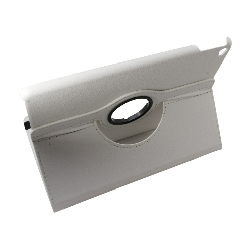 iPad 6 Air 2 360 Rotating Case - White