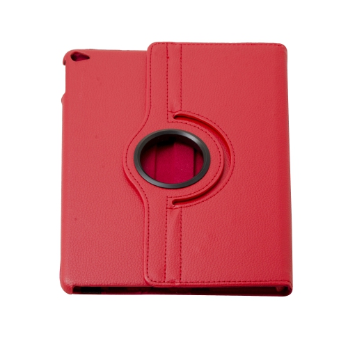 iPad 6 Air 2 360 Rotating Case - Red