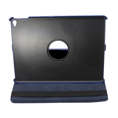 Étui rotatif à 360° de l'iPad 6 Air 2 - Bleu
