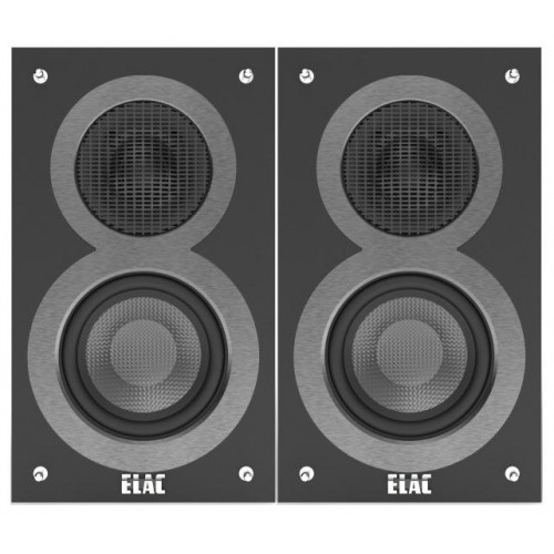 "ELAC B4 Debut Series 4"" Bookshelf Speakers by Andrew Jones (Pair)"