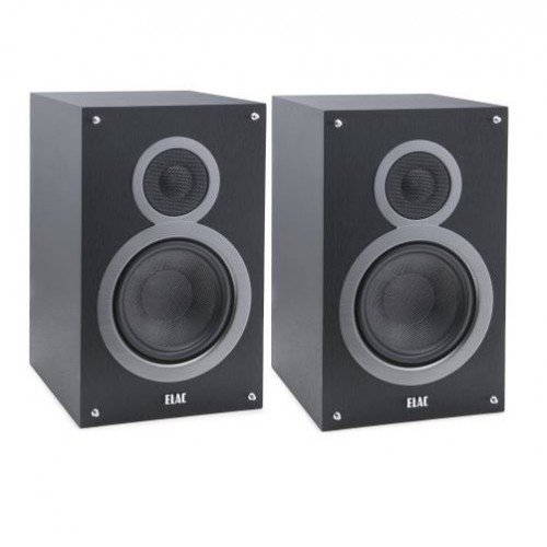"ELAC B5 Debut Series 5.25"" Bookshelf Speakers by Andrew Jones (Pair)"