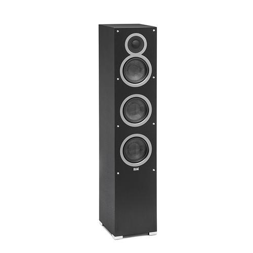 Elac - Debut F5, Floorstanding Loudspeaker (Black - Each/Single)