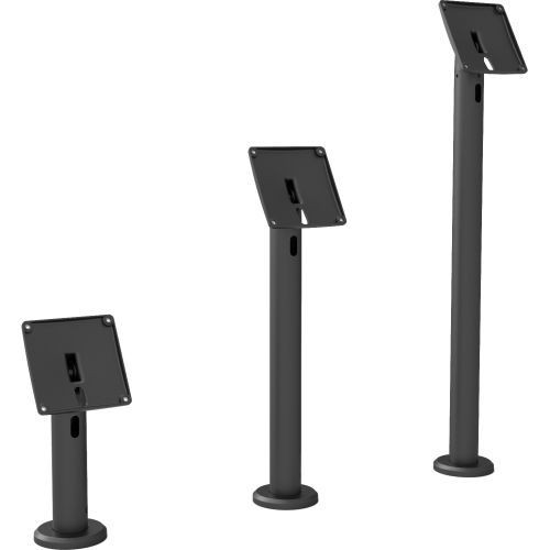 Rise The New Kiosk Stand With Vesa Mount Flip&swivel With