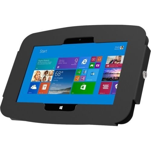 New Surface 3 Enclosure Black (wall Mount) - Aluminum -