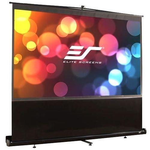 Elite Screens F60nwv Ezcinema Portable Floor Set Manual