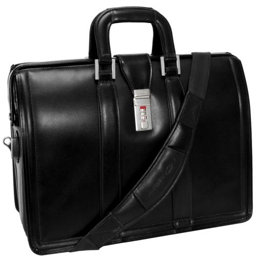 Mckleinusa Morgan V Series 83345 Litigator Laptop Brief -