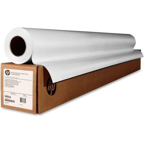 Hp Matte Film - A1 - 24 X 10.42 Ft - Matte - White