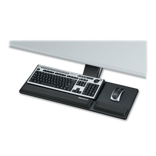 Fellowes Designer Suites Compact Keyboard Tray - 3 X 27.5 X