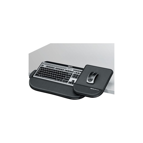 Fellowes Tilt 'n Slide Pro Keyboard Manager - 5.3 X 13.4 X