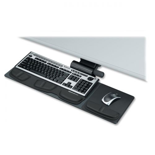 Fellowes Professional Series Compact Keyboard Tray - 5.8 X