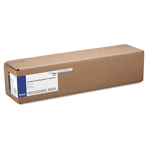 Epson Proofing Paper - 24 X 100 Ft - 210 G/m Grammage -