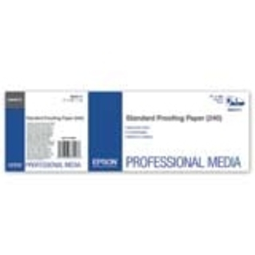Epson Proofing Paper - 44 X 100 Ft - 240 G/m Grammage -