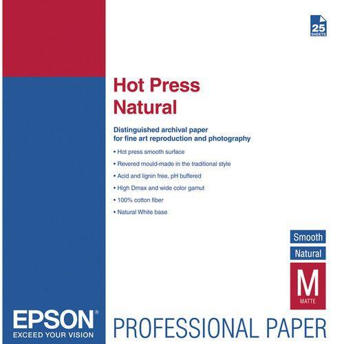 Epson Fine Art Paper - A3+ - 13 X 19 - 330 G/m Grammage -