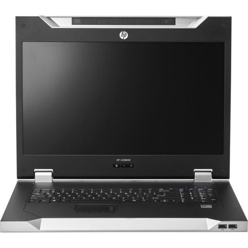 Hp Lcd8500 1u Intl Rackmount Console Kit - 18.5 Lcd - 1600
