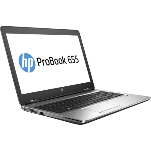 Hp Probook 655 G3 15.6 Lcd Notebook - Amd A-series (7th