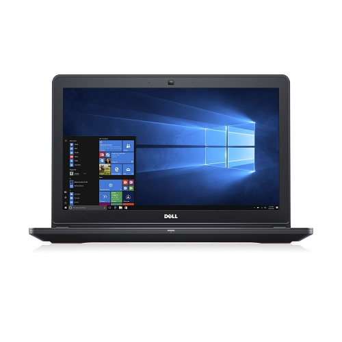 "Dell Inspiron i5577 I5577-7342BLK-PUS 15.6"" Gaming Laptop - Black (Intel Core i7 / 512GB SSD / 16 GB / Nvidia GTX 1050Ti Graphics / Windows 10 Home 64-Bit) - English"