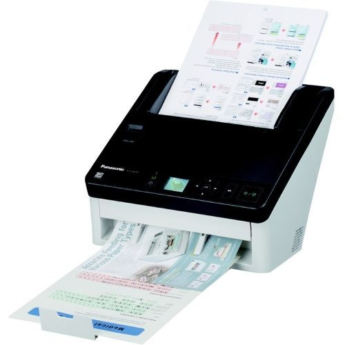 Panasonic Kv-s1027c Sheetfed Scanner - 600 Dpi Optical -