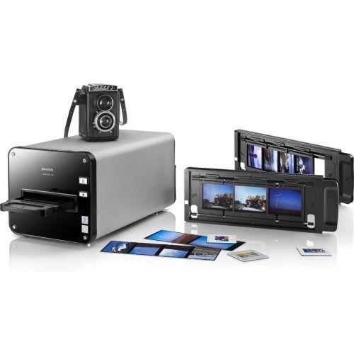 Plustek Opticfilm 120 Film And Slide Scanner - 10600 Dpi -