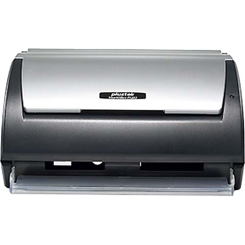 Plustek Ps286plus 25/50ipm Adf Document Scanner - 600 Dpi -