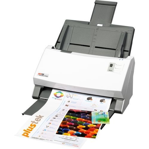 Plustek Smartoffice Ps456u 80ppm Document Scanner - The