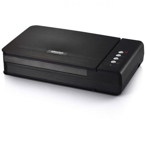 Plustek Opticbook 4800 Flatbed Scanner - 1200 Dpi Optical -
