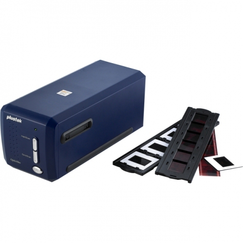 Plustek Opticfilm 8100 Film And Slide Scanner - 7200 Dpi