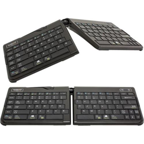 Goldtouch Go 2 Bluetooth Mobile Keyboard Via Ergoguys -