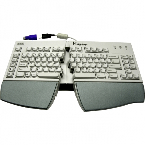 Kinesis Maxim Split Adjustable Keyboard - Cable
