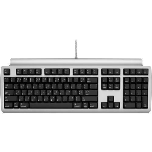 Matias Quiet Pro Keyboard For Mac - Cable Connectivity -