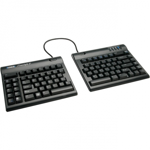 Kinesis Freestyle2 Keyboard For Pc - Cable Connectivity -
