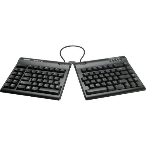 Kinesis Freestyle2 Keyboard - Wireless Connectivity -
