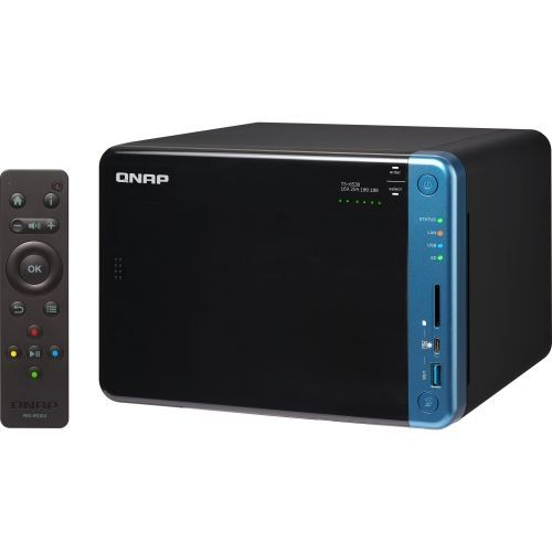Qnap Turbo Nas Ts-653b San/nas Server - Intel Celeron J3455