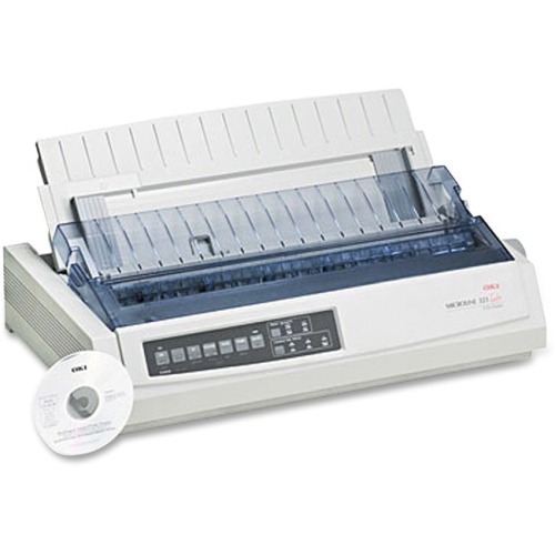 Oki Microline 321 Turbo Dot Matrix Printer - Energy Star
