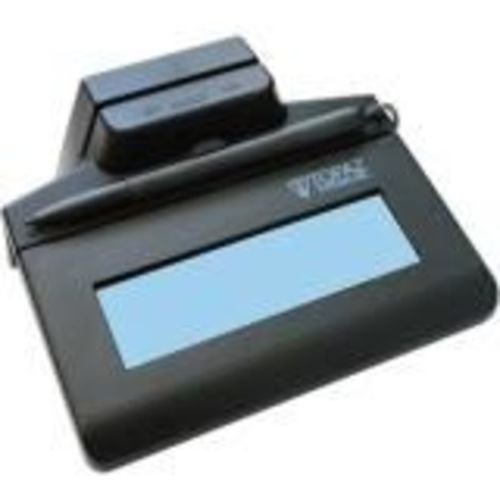 Topaz Siglite Lcd 1x5 With Msr - Backlit Lcd - Passive