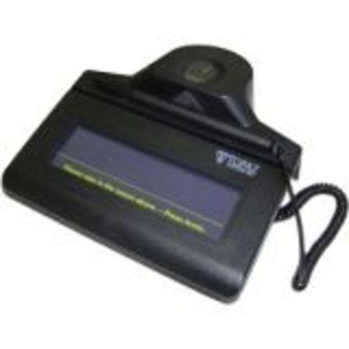 Topaz Idlite Tf-s463-hsb-r Signature Pad - Lcd - Stylususb