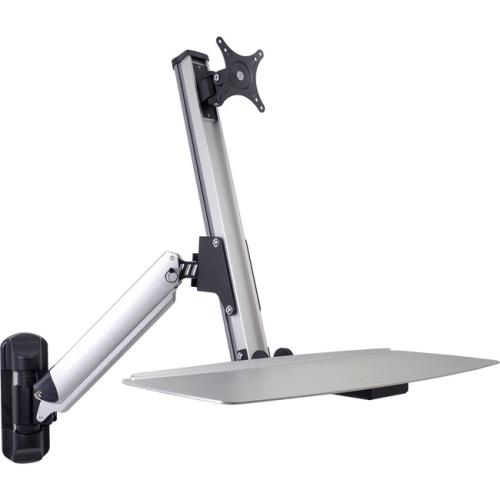 Doublesight Displays Ds-ergo-100wm Ergonomic Sit/stand