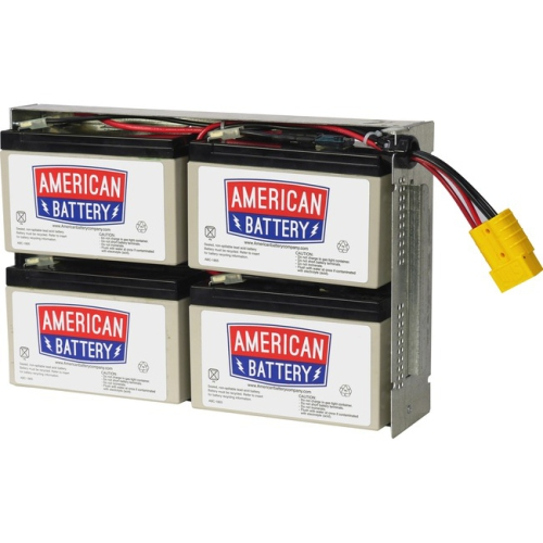 Abc Replacement Battery Cartridge #23 - 12v Dc -