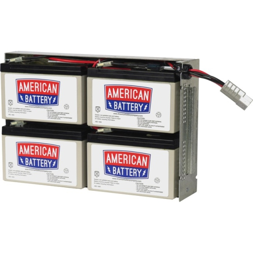 Abc Replacement Battery Cartridge #24 - Maintenance-free