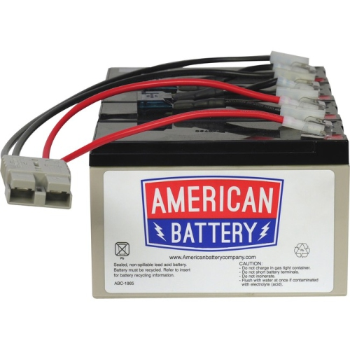 Abc Replacement Battery Cartridge - 7000 Mah - 12 V Dc -