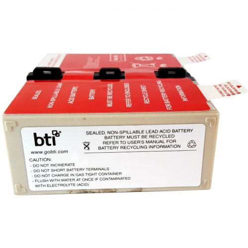 Bti Ups Battery Pack - 7200 Mah - 12 V Dc - Sealed Lead
