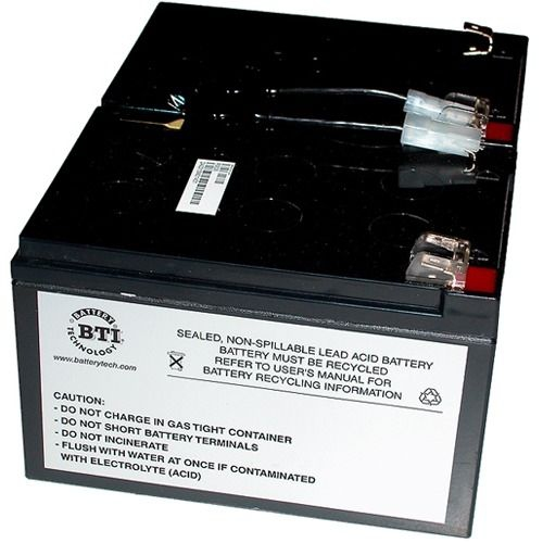 Bti Ups Replacement Battery Cartridge - Lead Acid