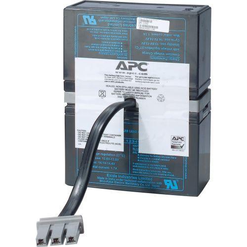 Apc Ups Battery Pack - 9000 Mah - 12 V Dc - Sealed Lead