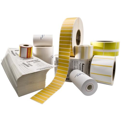 Intermec Duratherm Iii E25546 Receipt Paper - For Direct