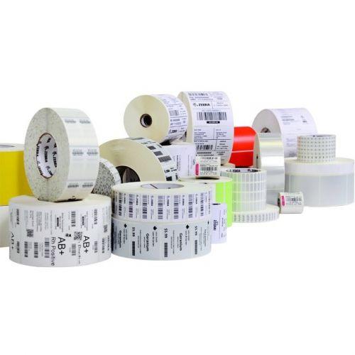 Zebra Dt 3.5 Mil Receipt Paper (3.125 X 645') (0.75 Core)