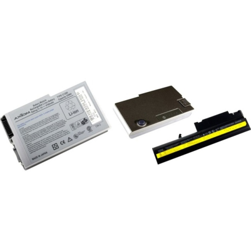 Axiom Li-ion 8-cell Battery For Hp - Qk647aa, Qk647ut -