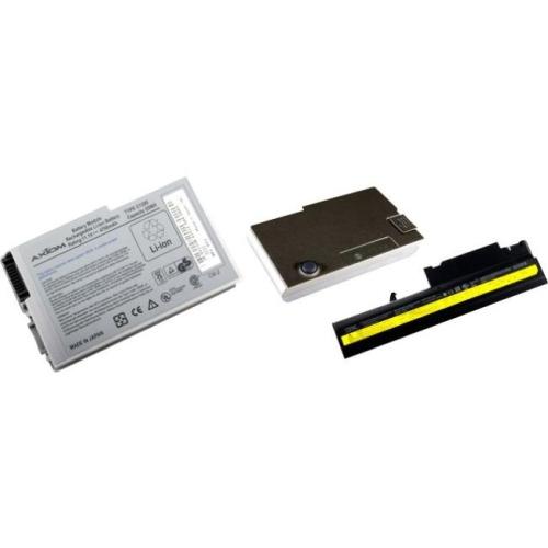 Axiom 312-0663-ax Notebook Battery - Lithium Ion (li-ion)