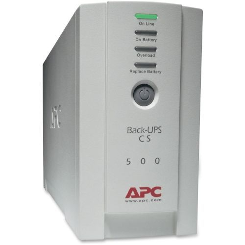 Apc Back-ups Cs 500va - 500 Va - 120 V Ac - 3 Minute - 3