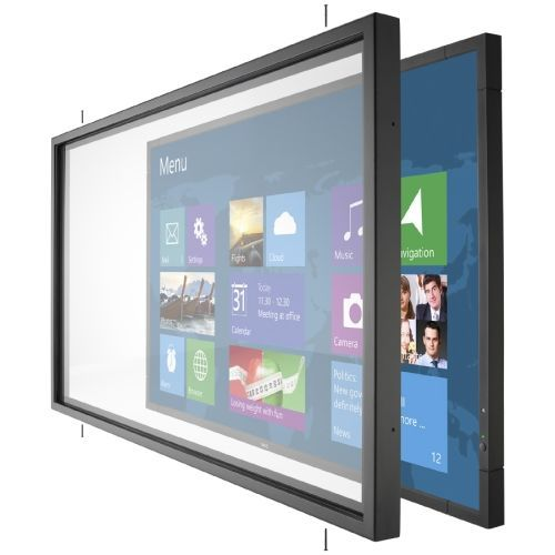 Nec Display Infrared Multi-touch Overlay Accessory For The