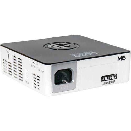 Aaxa Technologies M6 Led Projector 1080p Hdtv 16 9